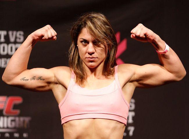 Fotos Sensuais Bethe Correia UFC