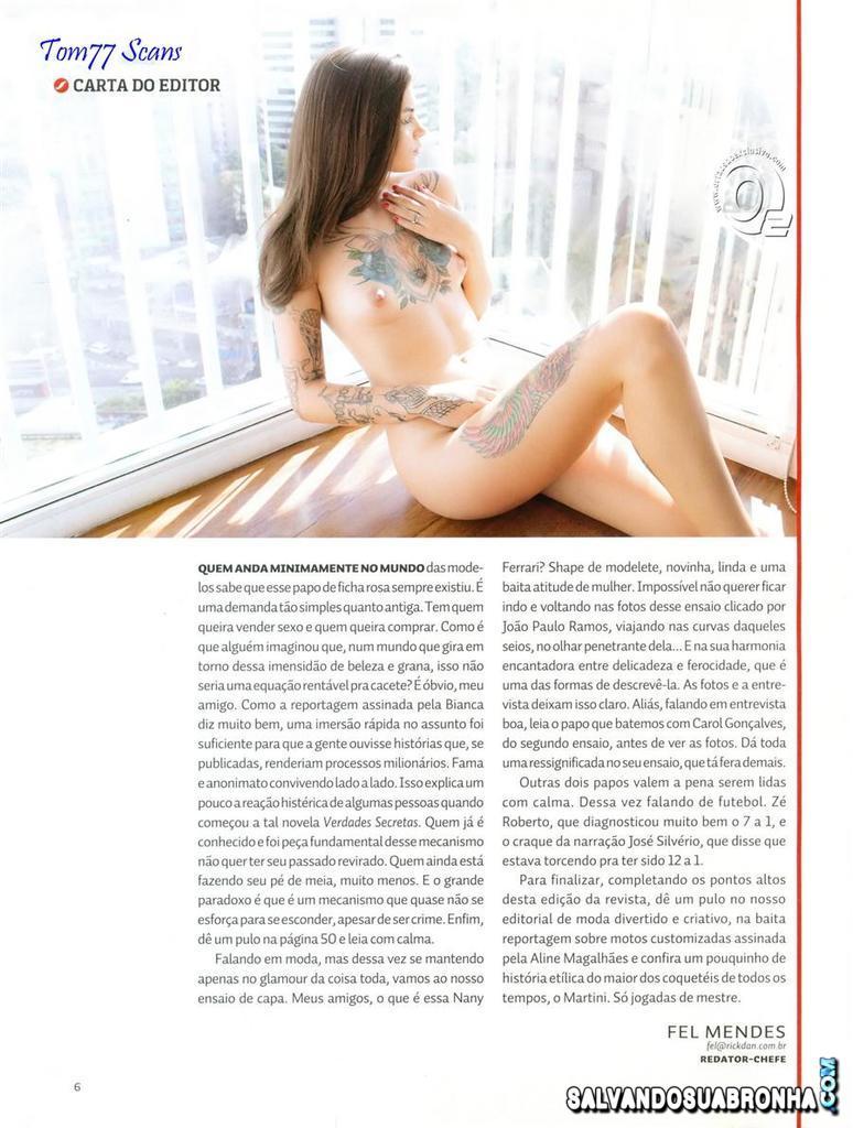 Nany Ferrai Sexy Agosto 2015 (2)