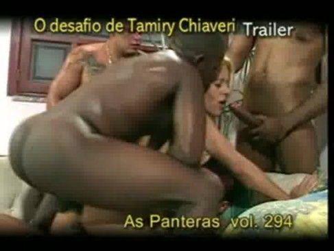 Orgia Nacional com as Panteras
