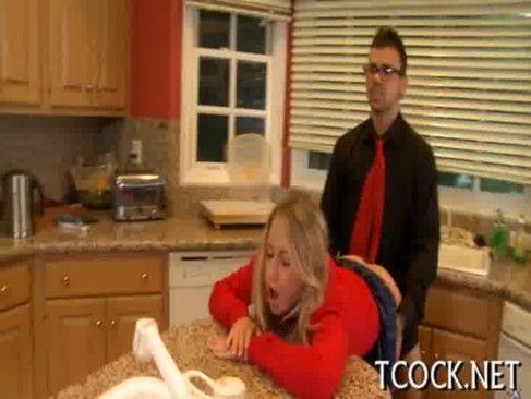 Comendo a empregada