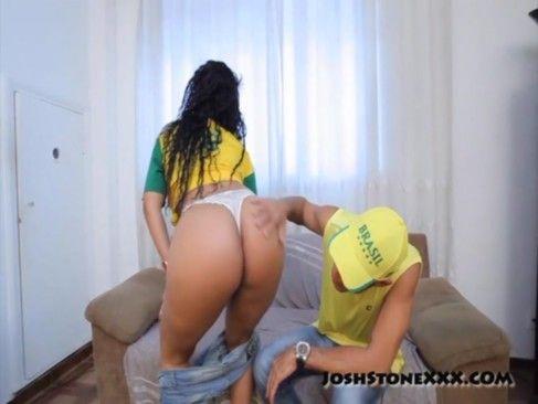 Morena perfeita e brasileirinha