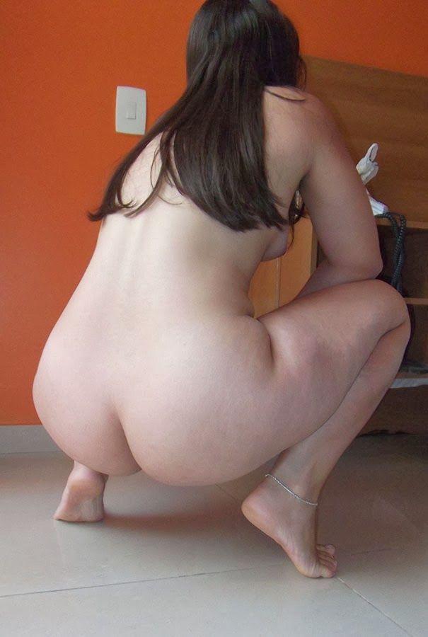 Esposa deliciosa pelada em fotos porno