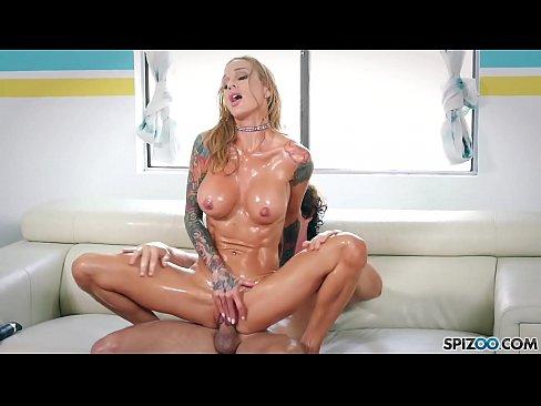 Sarah Jessie | Cena de Sexo
