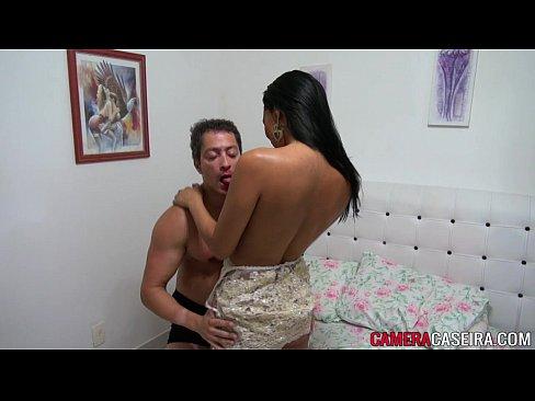 sexo com morena