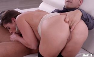Xxx filme completo com peituda atraente fazendo sexo anal